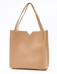 ALICIA BAG-IN-A-BAG TOTE — PRALINE