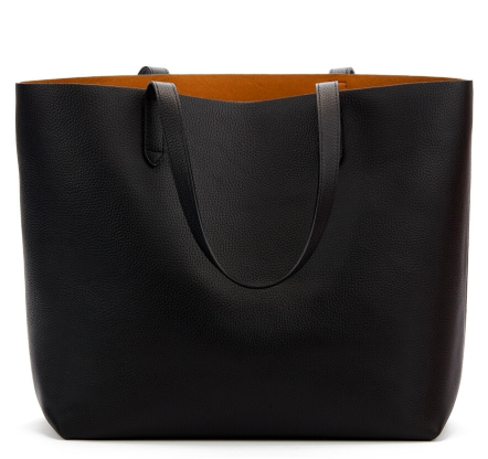 Cuyana, Classic Structured Leather Tote