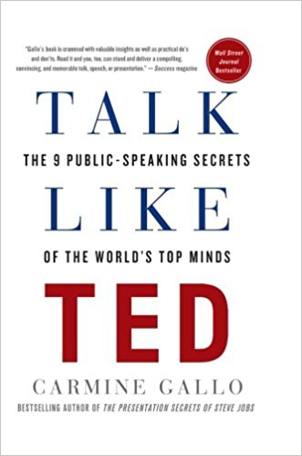 Talk Like TED- The 9 Public-Speaking Secrets of the World's Top Minds