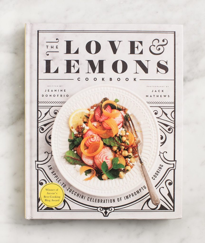love and lemons cookbook