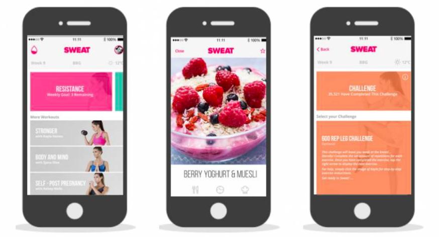 Sweat App