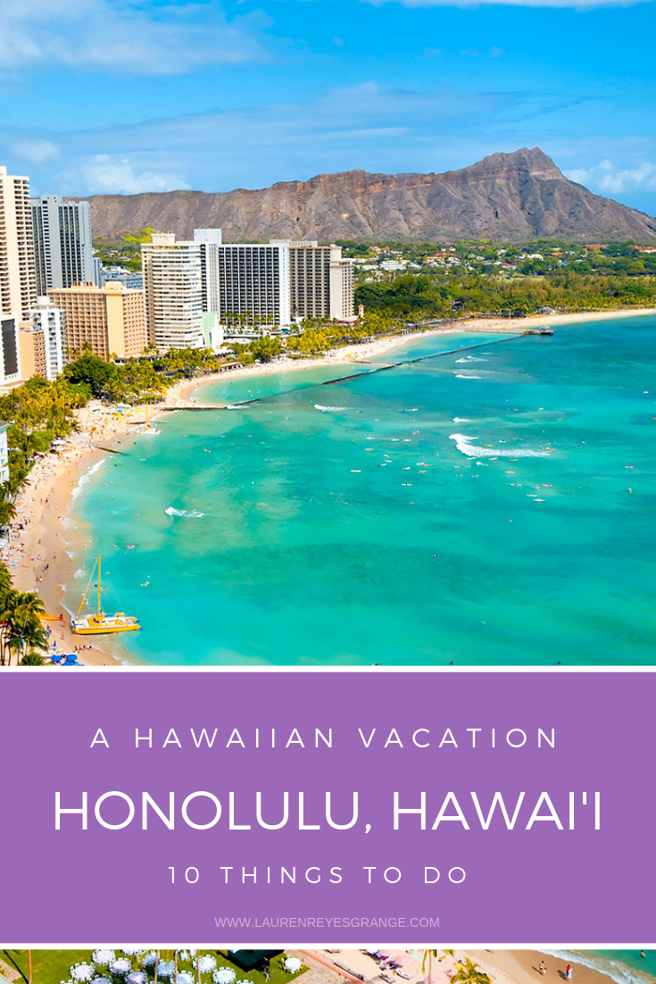 10 Things to Do in Honolulu, Hawai'i