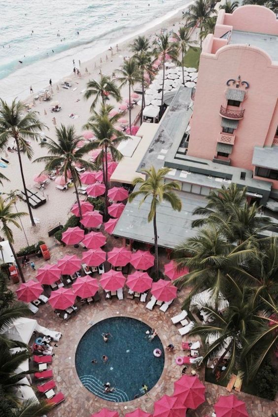 The Royal Hawaiian, Waikiki