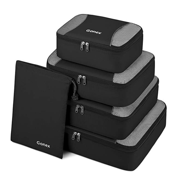 Black Packing Cubes